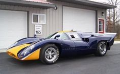 Learn more about True to Form: Road-Legal 1969 Lola Replica on Bring a Trailer, the home of the best vintage and classic cars online. Classic Sports Cars, Classic Cars Online, Sports Car Racing, Sport Cars, Motor Sport, Gt Cars, Race Cars, Le Mans, Vintage Racing