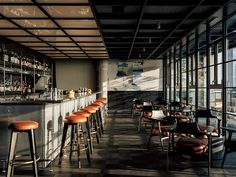 Our favorite rooftop bar downtown Chicago, but we might be biased. Waydown rooftop bar at Ace Hotel Chicago. Rooftop Bars Chicago, Best Rooftop Bars, Chicago Hotels, Chicago Restaurants, Rooftop Lounge, Hotel Lounge, Ace Hotel, Rooftop Design, Restaurant Concept