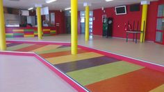 Udens College   Uden, the Netherlands   This project can be visited by appointment, please contact Forbo Flooring: contact@forbo.com