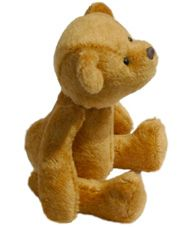 See how to sew a traditional JOINTED Mohair Teddy Bear | Funky Friends Factory