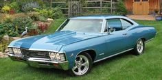1967 Chevrolet IMPALA Fastback #windscreen #windscreens #winddeflector http://www.windblox.com/