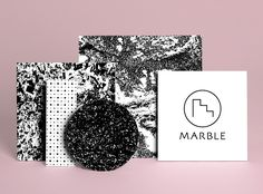 Identity for Marble by Museum Studio