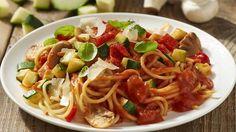 Vegane+Gemüse+Spaghetti+Rezept+»+Knorr