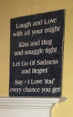 ideas for wedding quotes messages signs Primitive Wood Signs, Wooden Signs, Wooden Boards, Primitive Crafts, Primitive Christmas, Country Christmas, Great Quotes, Quotes To Live By, Inspirational Quotes