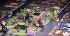 League of Legends' creators made a board game.