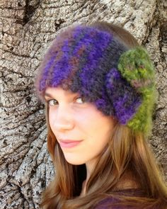 Mendocino Hat in Rowan Kidsilk Amore. Discover more Patterns by Rowan at LoveKnitting. The world& largest range of knitting supplies - we stock patterns, yarn, needles and books from all of your favourite brands. Knitting Supplies, Knitting Projects, Knitting Patterns, Crochet Patterns, Knit Headband Pattern, Knitted Headband, Knitted Hats, Knit Crochet, Crochet Hats