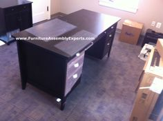 office depot desk made by sauder assembled for a company in fall church va by Furniture Assembly Experts® LLC - call (202) 787-1978  AL, AK, AZ, AR, CA, CO, CT, DE, FL, GA, HI, ID, IL, IN, IA, KS, KY, LA, ME, MD, MA, MI, MN, MS, MO, MT, NE, NV, NH, NJ, NM, NY, NC, ND, OH, OK, OR, PA, RI, SC, SD, TN, TX, UT, VT, VA, WA, WV, WI, WY