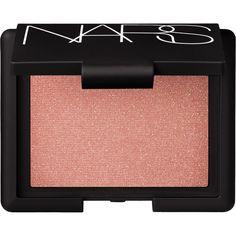 NARS Blush - Unlawful featuring polyvore beauty products makeup cheek makeup blush beauty colorless nars cosmetics pink blush