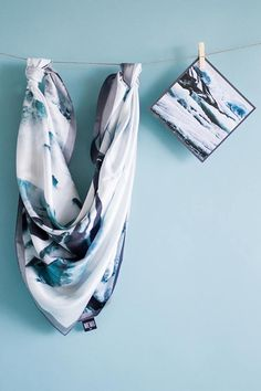 MEMO Iceland - Silk scarves