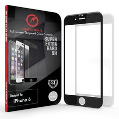 Thunder Devices Full Tempered Glass Screen Protector for iPhone 6 Review