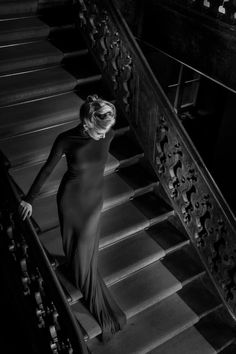 the black dress im Schloss Ziethen .. Photo: Denise van Deesen