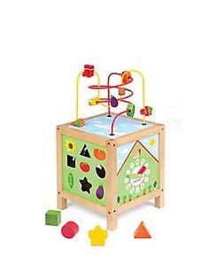 Janod Garden Maxi Spiral Toy - No Color