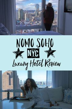 NoMo SoHo Luxury Bou