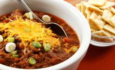 This 'Best Chili' recipe was the blue ribbon winner at a chili cook-off, garnering a prize worth $20,000, according the the recipe book it came from.