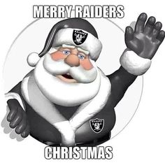 Raider Christmas
