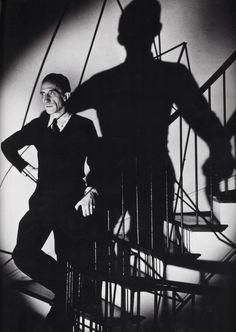 Marcel Duchamp Descending a Staircase