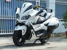 Modifikasi Motor N Max Custom Motorcycles, Custom Bikes, Cars And Motorcycles, Vespa, Yamaha Nmax, Scooters, Touring Bike, Street Bikes, Matte Black