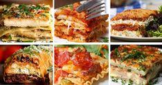Lasagne osemkrát inak! Vynikajúce recepty na lasagne, ktoré každý deň v týždni môžu mať inú chuť. Ingrediencie, postup, návod, video, lasagnový týždeň Dog Recipes, Pizza Recipes, Potato Recipes, Chicken Recipes, Cooking Recipes, Healthy Recipes, Lasagna Recipes, Recipe Chicken, Recipies