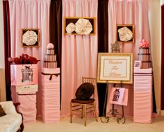 couture bridal shower | Juicy Couture-Inspired Bridal Shower