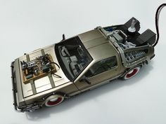 DeLorean 640GB USB Hard Drive #backtothefuture
