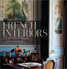 #french decor decorating books