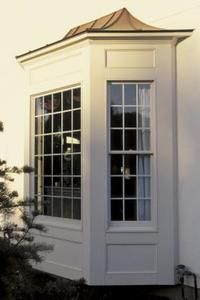 Best 25 bay window exterior ideas on pinterest bay for Extension maison bow window