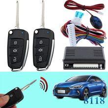 Car 12V Power Door Lock Unlock Remote Control Central Kit Keyless Entry System