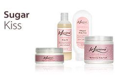 LaLicious all-natural bath and body line-  THE BEST!  This fragrance is pretty amazing!