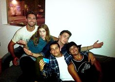teen wolf cast behind the scenes - Google Search