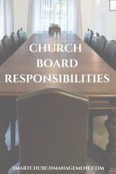 One of the requirement of maintaining a nonprofit status is to have an oversight board. Church boards are responsible for ensuring that the ministry fulfills its core mission. This is done by developing strategy, monitoring performance and ensuring church financial accountability. Strong board governance makes certain a meaningful mission is implemented effectively. Effective boards have an …