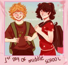 Relationship goals (Miraculous Ladybug) Marinette and Adrien