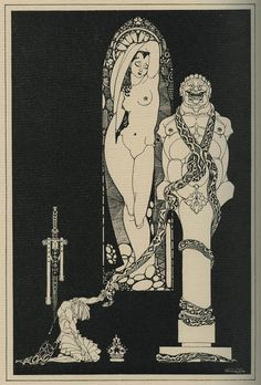 Robert Stewart Sherriffs' illustrated edition of The Life and Death of Tamburlaine the Great by Christopher Marlowe