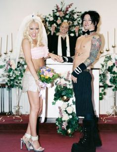Is it a stretch to assume they are most likely no longer married? What do I know anyway. Www.bellanotteevents.com