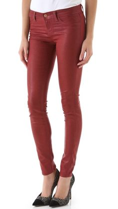 J Brand 901 Stonehenge Brand 901 Coated Textured Super Skinny Jeans $218 - 2 Big Fall ...