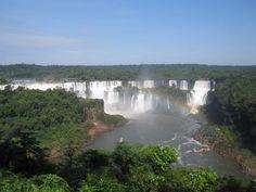 Cataratas do Iguaçu Foz do Iguaçu Parana Brasil Na dúvida embarque