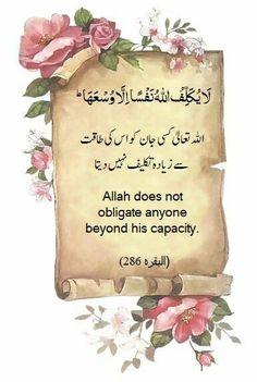 And Allah's promise is true. Prophet Muhammad Quotes, Imam Ali Quotes, Allah Quotes, Quran Quotes, Islam Hadith, Allah Islam, Islam Quran, Islamic Status, Islamic Messages