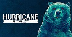 Line-Up 2017 - Hurricane Festival