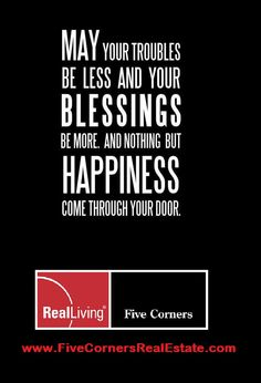 Real Estate Quotes Real Living Five Corners Real Estate #quote Of The Day Inspiration .