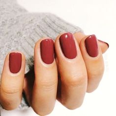 10 Trending Fall Nail Colors to Try in 2020 : 10 Trending Fall Nail Colors to Try in 2019 - The Trend Spotter Looking for the latest fall nail polish colors? We reveal the top trending fall nail colors that will take your nail game to a whole new level. Nails Polish, Nail Polish Colors, Fall Nail Polish, Manicure Colors, Nail Colour, Nexgen Nails Colors, Nail Shapes Squoval, Nails Shape, Nail Polish Trends
