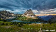 O Lago Escondido - Cara da Foto