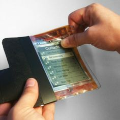 10 Incredible Cutting-Edge Technologies In Development | 7 Paper-Thin, Flexible Computers and Phones