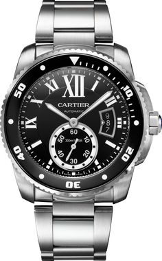 6f435ec32ef Calibre de Cartier Diver watch  Calibre de Cartier Diver watch