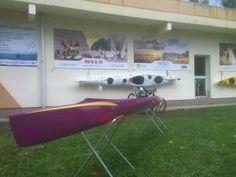 Cinco M F  2.200 EUR Used Kayaks, Picnic Table, Canoe, Kayaking, Furniture, Home Decor, Kayaks, Decoration Home, Room Decor