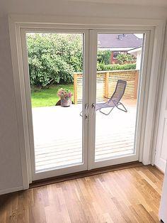 Newquay, Gothenburg, Door Curtains, Types Of Doors, Cottage Interiors, Window Design, Patio Doors, Windows And Doors, Bellisima