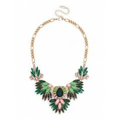 Parakeet Pop Pendant by: BaubleBar