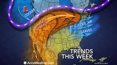 Warmth to Rebound Late Week Across Northeast