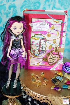 Ever After High party activity - wish bracelets! @Maddie #everafterhigh