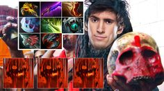 Dendi [Shadow Fiend] Full Items Too EZ For Dondo