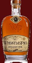 WhistlePig Straight Rye Whiskey!  An amazing Vermont product that we're using in our new Revel Chocolates