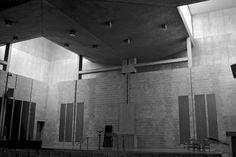 Louis Kahn, First Unitarian Church, Rochester, NY, (1962)